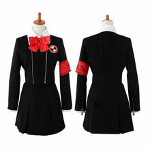купить Persona 3 Cosplay Main Characters Boy School uniform cosplay Costume Custom Made any size по цене 4480.61 рублей