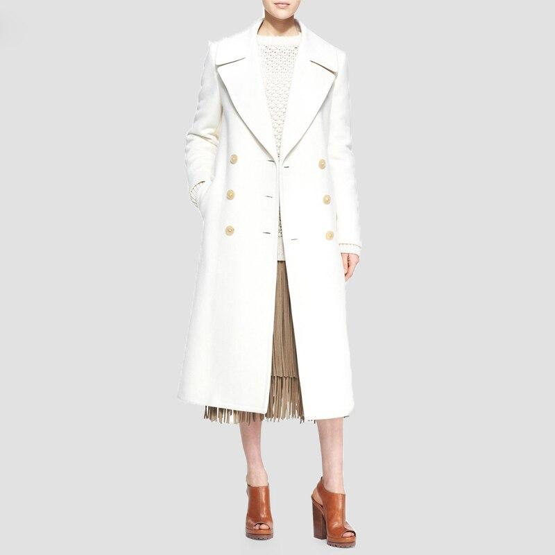Popular Womens White Wool Coat-Buy Cheap Womens White Wool Coat ...