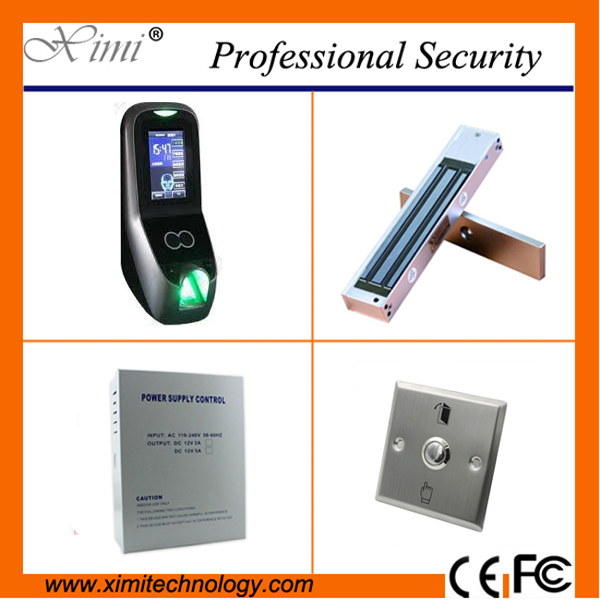 Hot sale 1500 face user Multibio700 Kit standalone access control system TCP/IP biometric face access control kit hot sale cayler