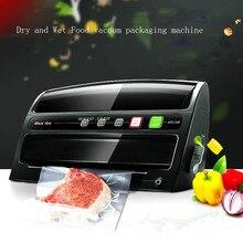 Автоматический Вакуумный Еда уплотнения sealer машины с Сумки вакуумной упаковки Packers для дома ЕС/Великобритания/США Plug
