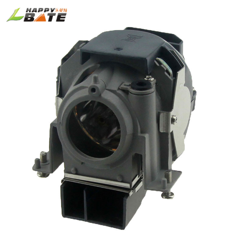 HAPPYBATE NP08LP/60002446 Replacement Projector Lamp for NP41/ NP52/ NP43 /NP43G /NP54 /NP54G /NP41W / NP41G/NP52G With Housing
