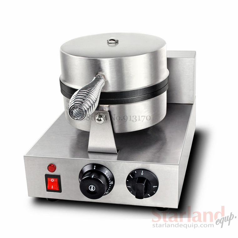 American Style Waffle Maker Machine Stainless Steel Waffle Snack Machine 110V/220VAmerican Style Waffle Maker Machine Stainless Steel Waffle Snack Machine 110V/220V