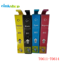 T0611 Ink Cartridge For Epson - T0614 for Stylus D68/D88/DX3800/DX3850/DX4200/DX4250/DX4800/DX4850