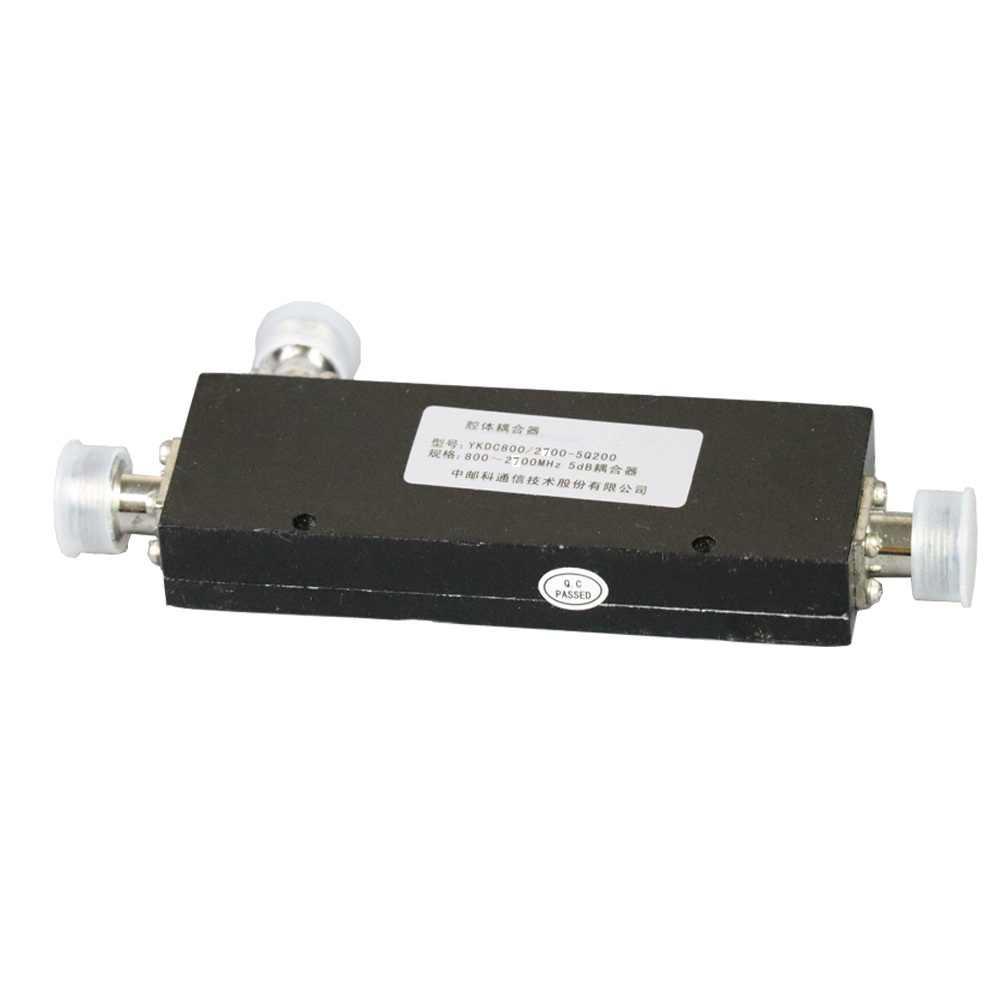 ZQTMAX антенна для ретранслятора lte усилитель мобильный Интернет 3g 4g Сотовый сигнал gsm dcs 2600 усилитель 2 Крытый + открытый + кабель