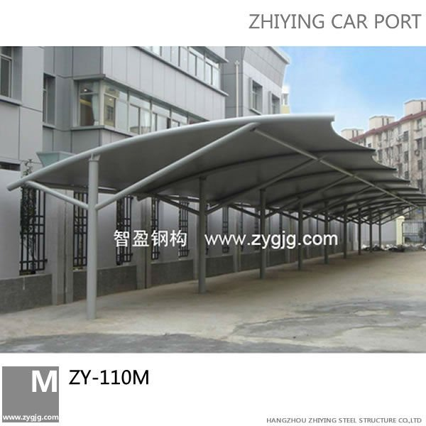 Car Shed Or Carport Architecture Membrane Zy 110m On Aliexpresscom