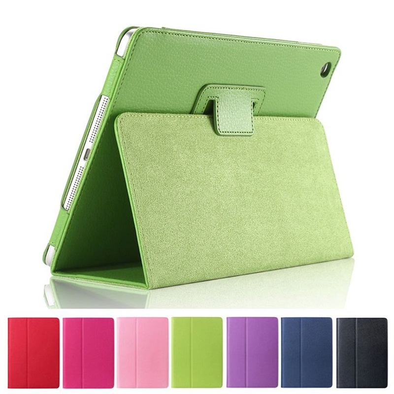 High Quality Ultra Slim Litchi Folio Stand PU Leather Cover Case Magnet Smart Sleep Skin For Apple iPad Mini 1 2 3 7.9 Tablet for ipad mini4 cover high quality soft tpu rubber back case for ipad mini 4 silicone back cover semi transparent case shell skin