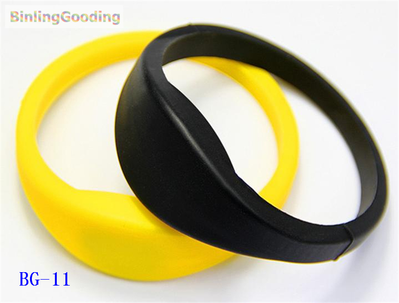 Access Control Modest Bg-11 100pcs/lot 125khz T5577/t5567/t5557 Rewritable Rfid Wristband Bracelet Copy Clone Id Card For Swimming Pool Sauna Room Gym Fast Color