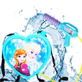 Mickey & Minnie Mochila Pistola de Água de Verão Praia de Água Blaster crianças Brinquedos Água Nerf Arma de Banda Desenhada Grande Capacidade Esportes Diversão arma