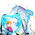 Mickey y Minnie Mochila Pistola de Agua de Verano de Playa Pistola de Agua Juguetes de los niños de Dibujos Animados de Gran Capacidad Pistola de Deportes de la Diversión del Agua Nerf pistola