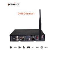 2019 Dream Box Android Satellite Box Android TV Box DVB S2 DM800 SmartT HD CCcam Receiver