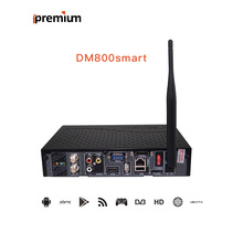 Android Satellite Box TV Box CCCam Newccam MPEG-2 MPEG-4/H.264 DVB-S2 DM800 SMART HD Tv Receiver