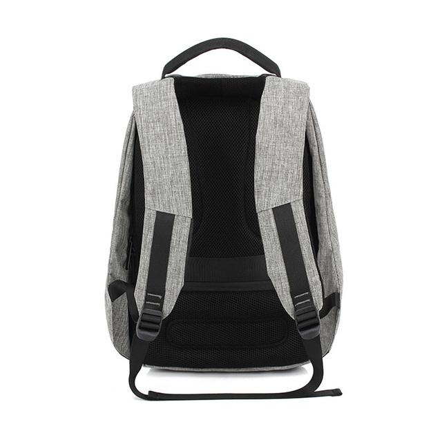Casual Unisex Anti Theft Waterproof Laptop Backpack for Leisure or Travel