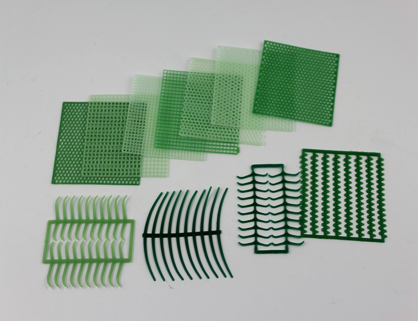 Pattern Wax Grid Wax Net Waxes For Jewelry Mould Clasp Wax 10 Pcs