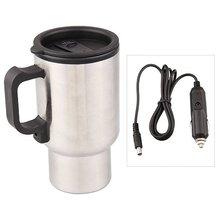 TOYL 12 В Термо Чашка Электрический Нагреватель для Кофе Кофеварка Автомобильное Путешествие