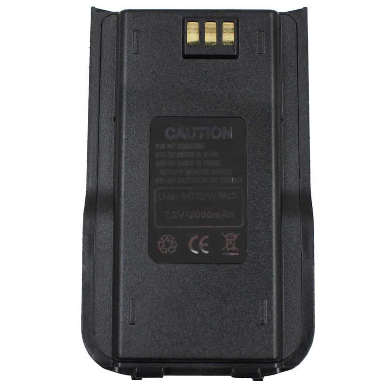 New LB-75L 7.2V 2000mAh MD380 Li-ion Battery for TYT MD-380 MD-UV380 MD-UV390 MD380 MD-446 DP-290 Retevis RT3 Walkie Talkie