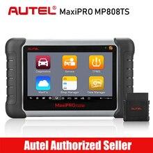 Autel MaxiPRO MP808TS Professionnel Automobile Outil De Diagnostic Scanner TPMS Huile Réinitialisation EPB BMS SAS DPF IMMO Égale DS808 + TS601
