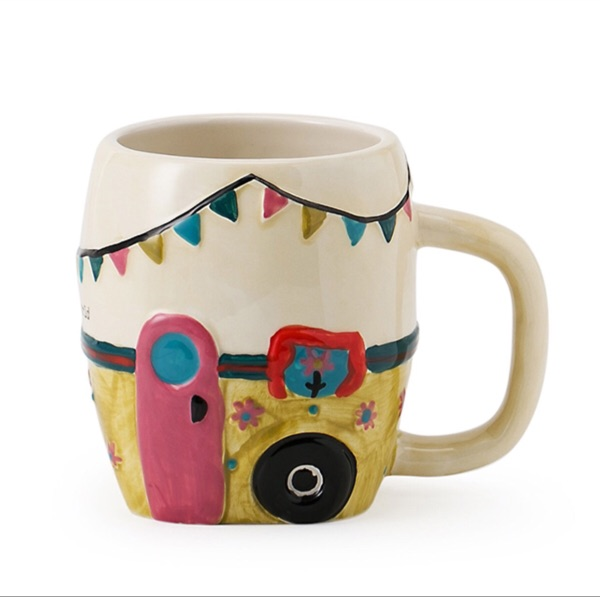350ml Creative Colorful Flags Ceramic Cup Coffee Milk Porcelain Mug Childrens Gift Limited Collection Free shipping