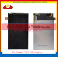 "High Quality 4.5"" For Huawei Ascend Y511 Lcd Display Screen Free Shipping+Tracking Number Code"