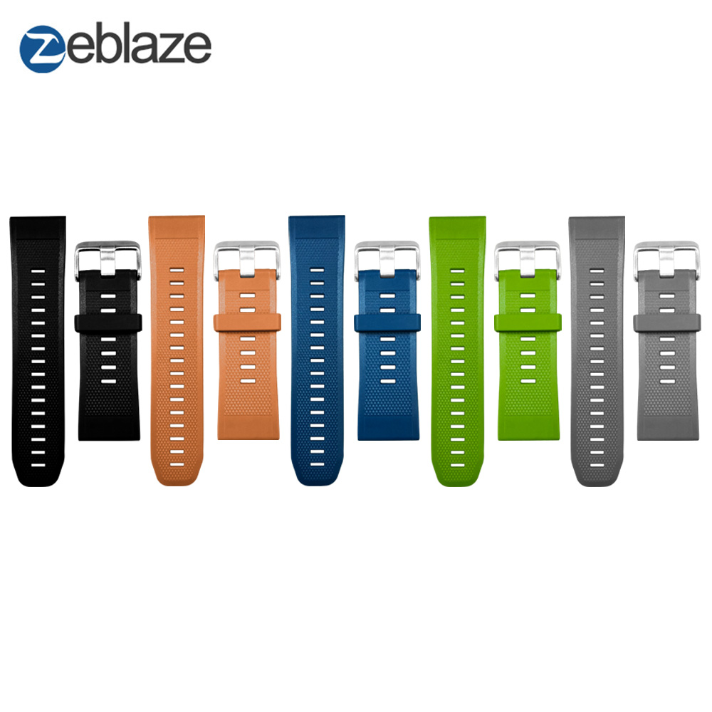 Multi-color Original deportes correas para Zeblaze VIBE 3