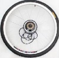 ConhisMotor Electric Bicycle 36/48V 350W 16 18 20 24 26 29 700c 28 Brushless Ebike Front Hub Motor Wheel 100mm