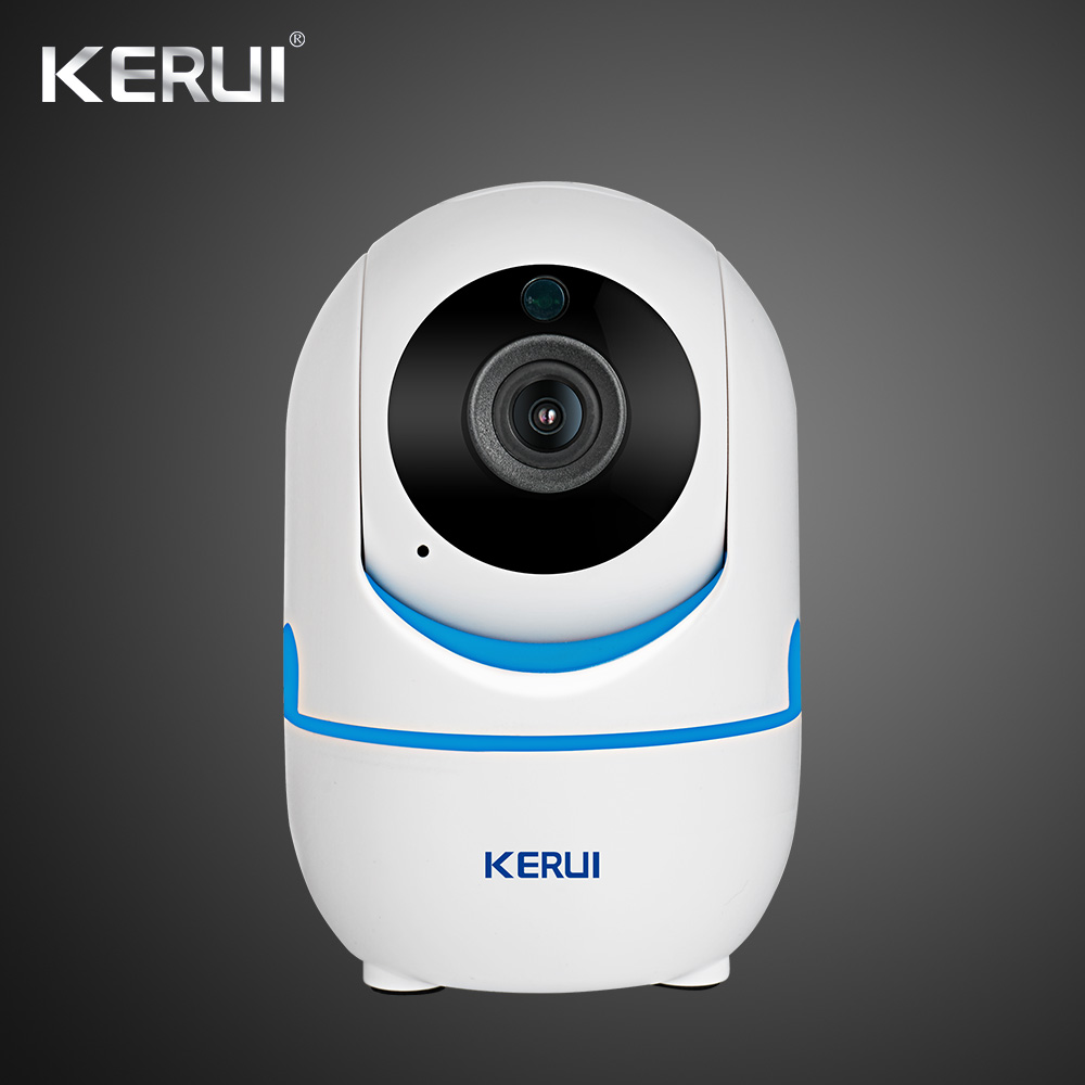 KERUI HD Full Mini 1080P Indoor Camera Wireless Home Security WiFi IP Camera Surveillance Camera Night Vision CCTV Camera