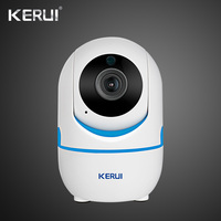 KERUI HD Full Mini 1080P Indoor Camera Wireless Home Security WiFi IP Camera Surveillance Camera Night
