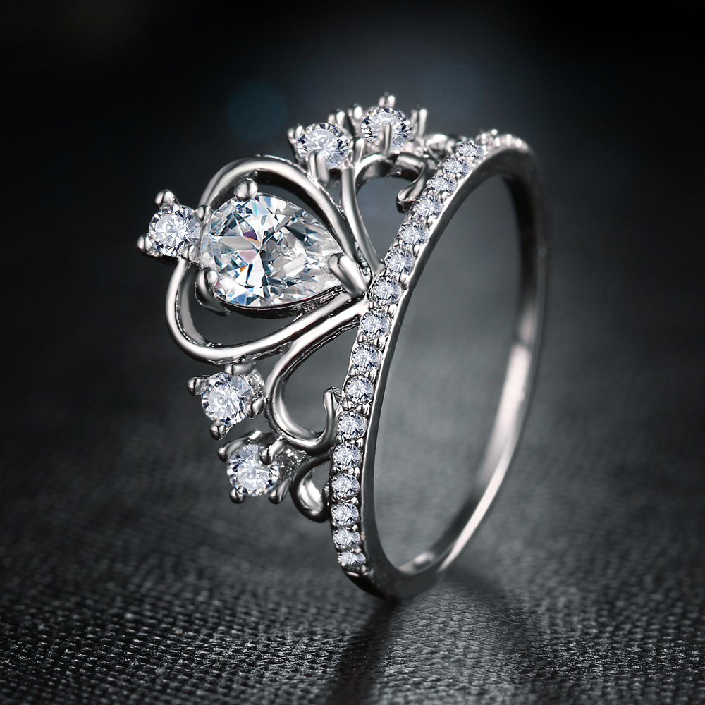 crown throughout incredible rings wedding the