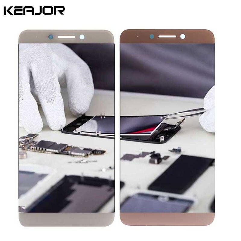 LeEco Le S3 X626 LCD Display leeco le s3 X522 Display Bildschirm Geprüft Bildschirm Ersatz für LeEco Le S3 X622 X626 5,5''
