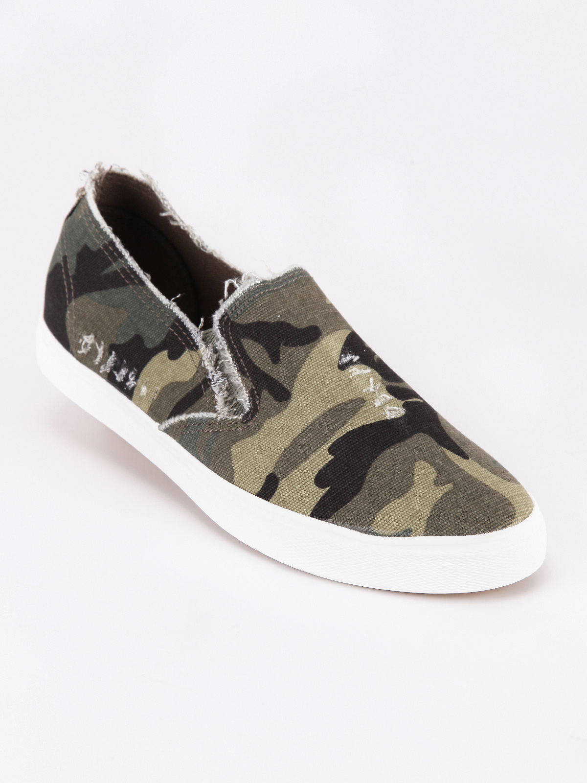SOLADA Sneakers Low Without Laces