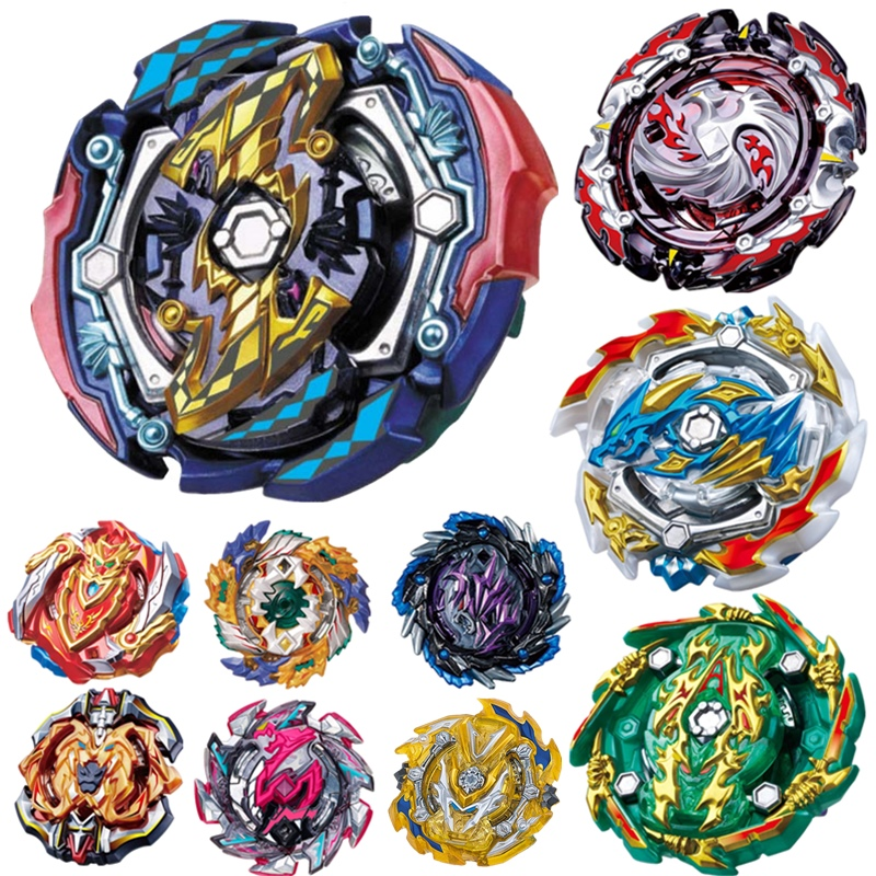 new All Models Launchers <font><b>Beyblade</b></font> Toy <font><b>B</b></font>-139 <font><b>B</b></font>-140 <font><b>B</b></font>-142 <font><b>B</b></font>-143 Burst Toys Arena Metal God Fafnir Spinning Top Bey Blade Blades image