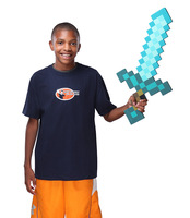 4Color 60cm Minecraft Toys Minecraft Sword EVA Model Toys Action Figures Toys For Kids Brinquedos Gifts