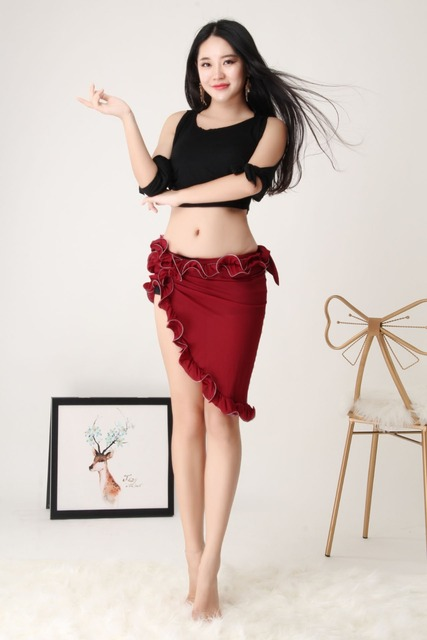 Bellydance oriental Belly Indian eastern baladi saidi swing robe dance dancing costumes clothes bra belt skirt dress wear 3658
