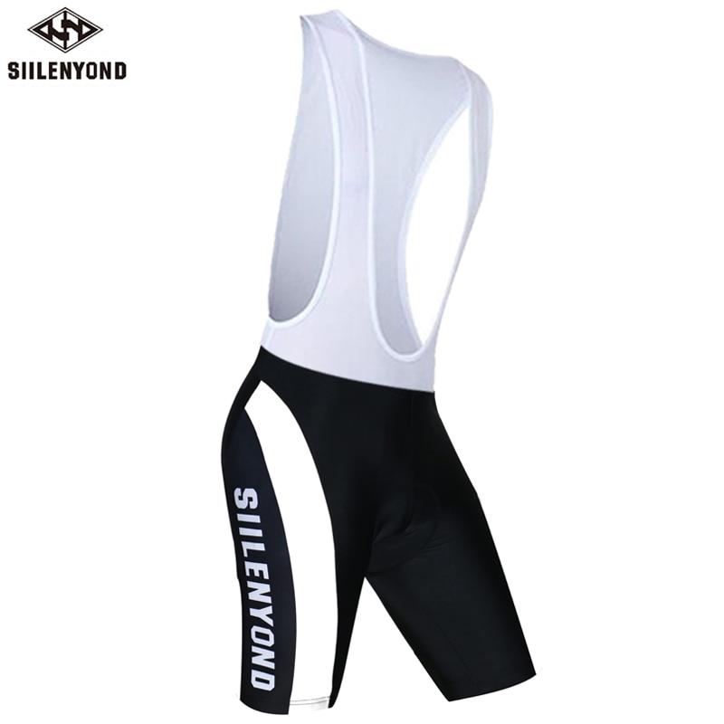 Siilenyond, мужская спортивная одежда, велосипедные шорты, мягкие, дышащие, для верховой езды, mtb, велосипедные шорты с нагрудником, анти-пот, шорты для велосипедистов mtb - Color: color 10