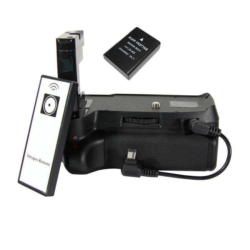 D5500 D5600 Battery Grip IR Remote Control AA Battery Solt EN EL14 Battery for Nikon D5500