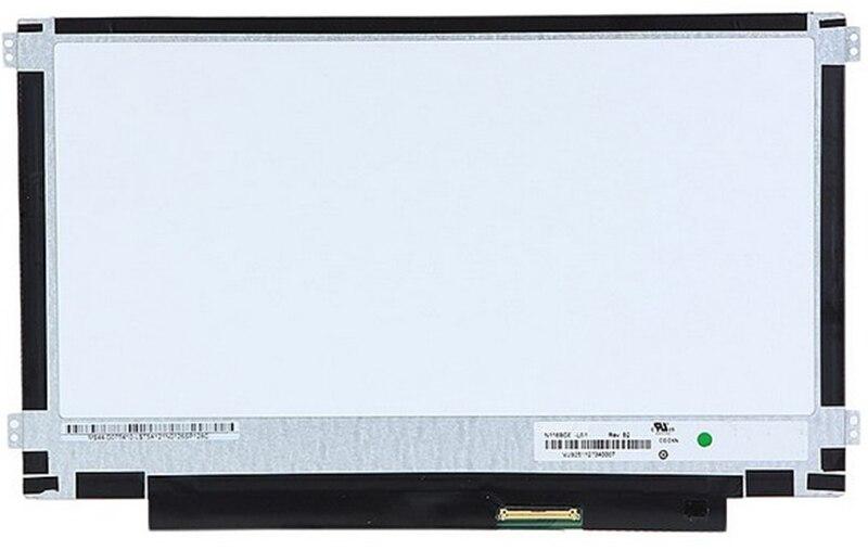 Laptop LCD Screen for ACER C720-2848 C720-2103 C720-2420 C720-2800 C720-2802 C720 SERIES(11.6 1366x768 30pin Side Brackets) laptop keyboard for acer c720 3404 chromebook black 9z nbrsc a0u rbasc0u