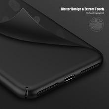 Colorful Matte Phone Case iPhone 7 6 6s Plus 5s 5se