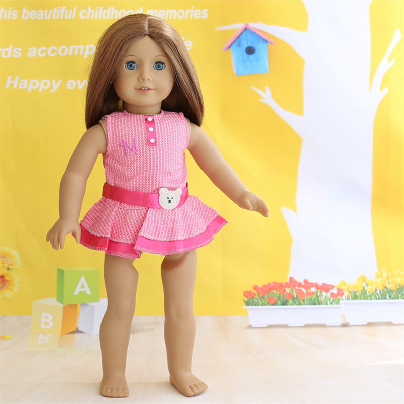 Our doll clothes \ skirt suit all 18 inch American girl ...
