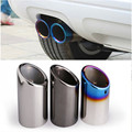 1pc For Volkswagen VW Golf 6 Golf 7 Mk6 Mk7 Bora Jetta Polo Scirocco Lavida 1.4T TSI Car Exhaust Muffler PIpe covers