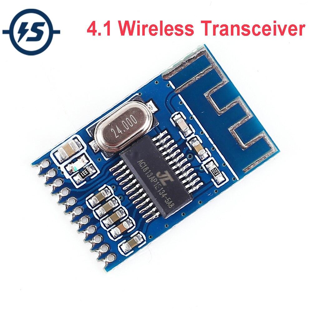 Bluetooth Audio Transmitter Module Board 4.1 Stereo Audio GFSK Transceiver Wireless Speaker Headphones KCX_BT_EMITTER 5V