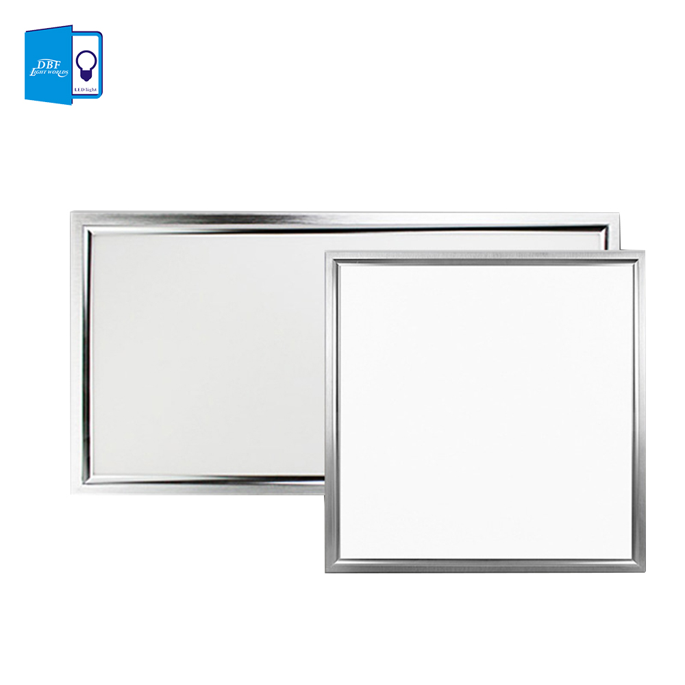 [DBF]LED Panel light Square lampada 300x300 18w ,300x600 24w led indoor ceiling lamp 38w 600x600 Panel light with led driver 20pcs 12w led light panel smd 5730 ic driver pcb input voltage ac110v 130v needn t driver aluminum plate free shippping