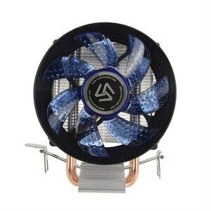 Image 3 - ALSEYE radiateur refroidisseur de processeur 2, 90mm ventilateur CPU, pour Intel LGA 775/1151/1155/et AMD FM2/FM1/AM3/AM2