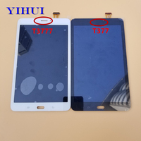 YIHUI 8 For Samsung Galaxy Tab E 8 0 SM T377 T3777 T377 Touch Glass Screen