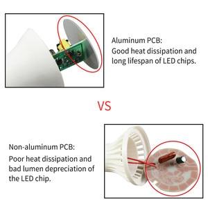 Image 4 - IP44 LED Sensor Bulb 10W 15W AC85 265V Dusk To Dawn Sensor Light Bulb Day Night Light Auto ON/OFF LED Lamp For Home Lighting