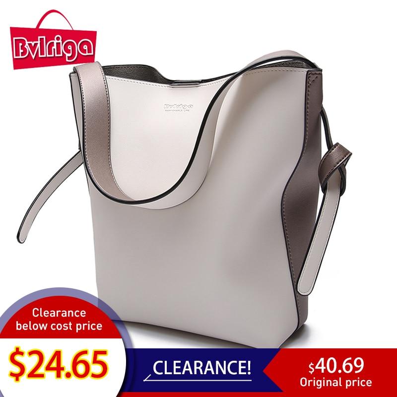 BVLRIGA márka luxus kézitáskák női táska tervező nők bőr táska női válltáska női Messenger táskák vödör tote big 2019