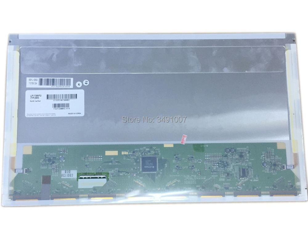 LP173WF2 TPB3 LP173WF2 (TP)(B3) TPB1 1920x1080 3D 17.3 LCD Screen FHD 50 pin rebekka bakken rebekka bakken most personal 2 lp