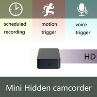 Zetta Z15 Portable Mini HD Camera Long Standby Time With 10 Hour Battery Hidden For Home