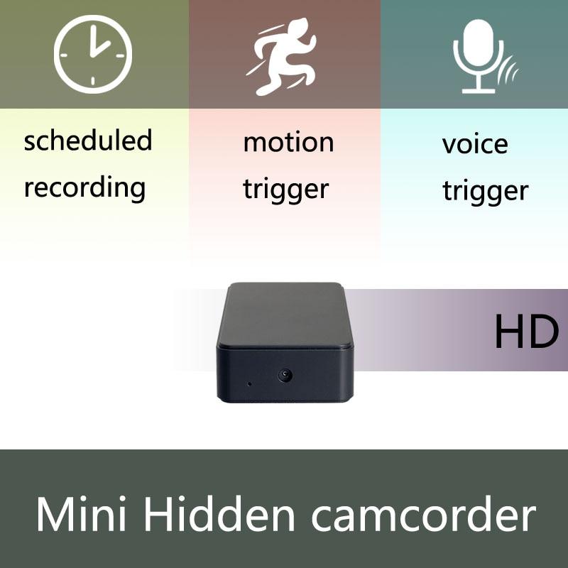 Преносима мини HD камера Zetta Z15 с дълъг режим на готовност с 10-часова батерия за домашна сигурност с откриване на движение