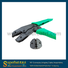 Superbat Hex die for crimper for RG174 RG178 RG179 RG180 RG187 RG196 RG316 Cable