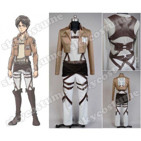 Attack on Titan Cosplay Shingeki no Kyojin Legion Cosplay Costume Jacket Coat Hoodies Any Size High Quality Eren Levi japan anime attack on titan brinquedos shingeki no kyojin legion levi juguetes pvc action figure model collection toys doll