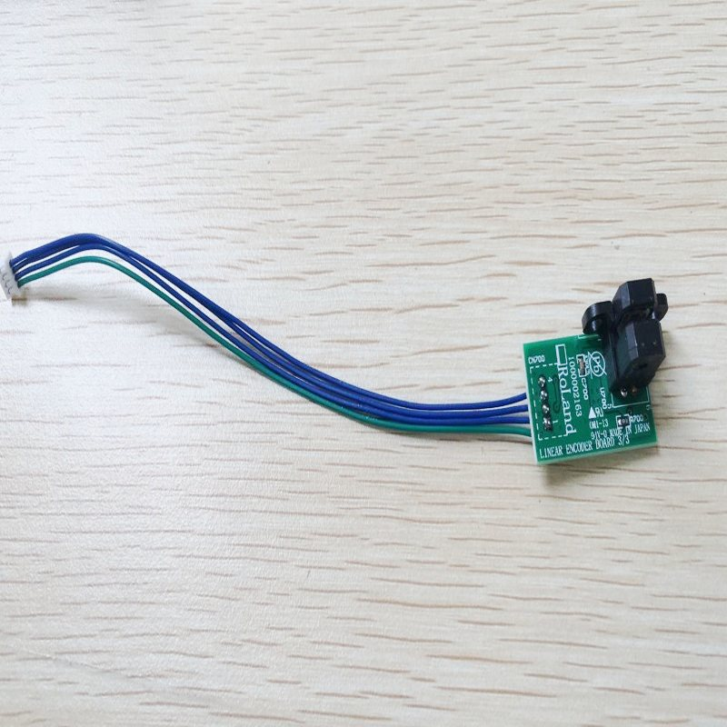 encoder strip sensor SP-300 VS-300 Original Linear sensor board for Roland VP-300 VP-540 SP-300 SP-540 printer ink pump for roland sp300 540 vp300 540 xc540 cj740 640 rs640 540 solvent ink